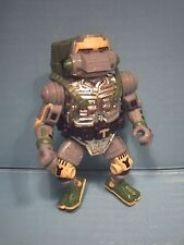 1989 ORIGINAL METALHEAD WITH BELT AND BACKPACK TEENAGE MUTANT NINJA TURTLES TMNT