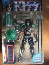 KISS, ULTRA ACTION FIGURES, MCFARLANE TOYS, 1997, PETER CRISS