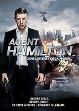 Agen Hamilton: Dans l'intérêt de la Nation (DVD, Canadian, 2014)