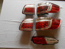 Holden Colorado 7 Tail Light Drivers in Bumper