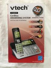 NEW open box VTech CS6859 DECT 6.0 Cordless Phone with Answering Machine DECT6.0