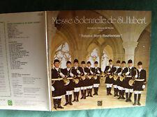 RELANCE BERRY-BOUBONNAIS: MESSE SOLENNELLE DE SAINT-HUBERT - LP DEESSE DDLX 86