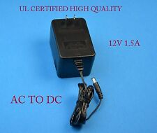 12V 1.5a Ac Power Supply adapter charger for iomega prestige desktop hard drive