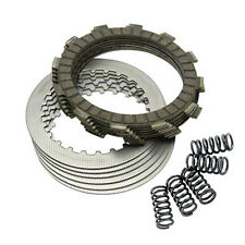 Clutch Repair Kit With Discs Disks Plates Springs for Yamaha Raptor 660 01-05