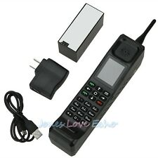 New Unlock Classic Old Vintage Brick Cell Phone GSM 900/1800/1900MHz Bluetooth