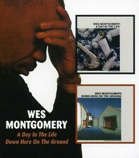 Wes Montgomery - Day in the Life / Down Here on the Ground [New CD] England - Im
