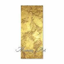 TEXTURED GOLD ORIGINAL HAND PAINTED CANVAS PAINTING ABSTRACT ART CONTEMPORARY