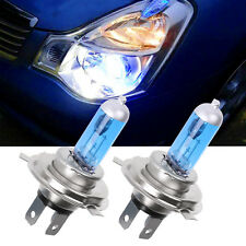 2X 12V H4 90/100W Halogen Light Super Bright Car Headlight Bulbs Lamp
