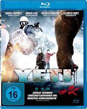 Yeti - Das Geheimnis des Glacier Peak ( Horrorfilm BLU-RAY ) mit Adrian Paul NEU