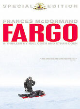 Fargo BrAnD NeW SeaLeD DVD Special Edition SpEcial FeaTures 1996 16:9 5.1 NTSC