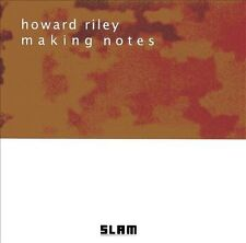 NEW Making Notes by Howard Riley CD (CD) Free P&H