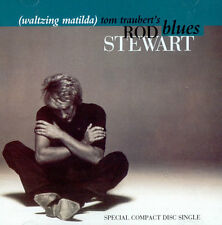 ROD STEWART - Tom Traubert's blues (Waltzing Matilda) 4TR CDM 1992 / SEALED
