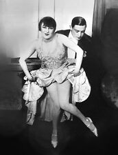 Vintage Guy & Gal  Dancing Charleston Photo 1920s Flappers Jazz Prohibition 2