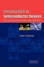 Introduction to Semiconductor Devices: For Computing and Telecommunications Appl