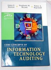 Core Concepts of Information Technology Auditing by Nancy A. Bagranoff, James...