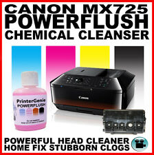 Canon PIXMA MX725 Printer: Head Cleaning Kit: Nozzle Flush Printhead Unblocker
