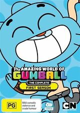 The Amazing World of Gumball - Season 1 DVD NEW