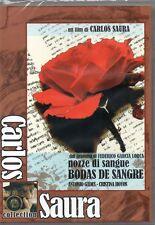 NOZZE DI SANGUE - BODAS DE SANGRE - DVD (NUOVO SIGILLATO) CARLOS SAURA