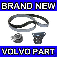 Volvo S40, V40 (4Cyl Petrol, ex GDI) Timing Belt Kit (Idler, Pulley, Belt)