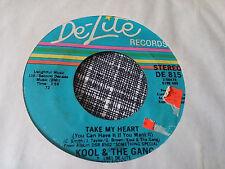 Kool & The Gang 45 Just Friends/Take My Heart De-Lite 815