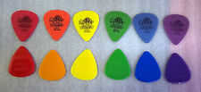 Guitar Pick Set Dunlop Tortex Plus Midi Nylon