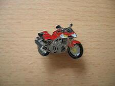 Pin Anstecker Cagiva V Raptor rot red Motorrad Art. 0770 Badge Spilla