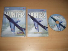HAWKER HUNTER  Pc Add-On Microsoft Flight Simulator Sim X & 2004  FS2004  FSX