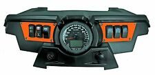 Polaris RZR XP 1000 2015 Orange Dash Panel Waterproof 6 Switch