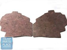 1968-72 GM Kick Panel Insulation Set - Pair