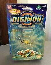 VINTAGE#SUBMARINEMON  BANDAI SUBMARIMON  FIGURE DIGIMON DIGITAL MONSTERS#MOSC