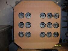Sicherungseinsatz 5 x 3 25 A für Stahlblechanlagen aus DDR