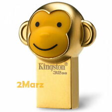Kingston Monkey 32GB 32G USB Flash Drive Puppet Year Limited Cute Lovely Figure