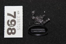Games Workshop Bloodbowl Skaven Mutant Player Metal OOP GW Blood Bowl Ratmen F6