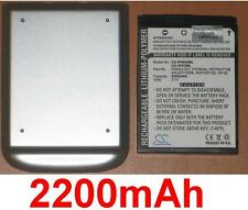 Coque + Batterie 2200mAh type 603FS20152 AHL03715206 Pour HP iPAQ rw6815