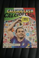 Album figurine vuoto calcio - Flash 1991