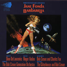 BARBARELLA The Bob Crewe Generation DYNOVOICE RECORDS Sealed COLORED VINYL LP