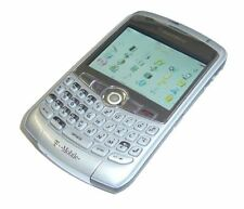 Blackberry 8310 Curve móvil smartphone plata, defectuoso