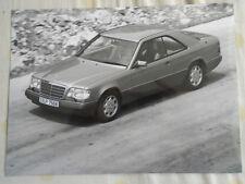 Mercedes Clase E Press Photo FOLLETO 1993 ref 93 451/20