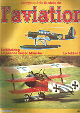ENCYCLOPEDIE AVIATION N°14 LE BLITZKRIEG / PERCEE VERS LA MANCHE / FOKKER DR.1