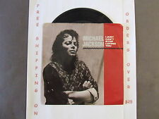 45 RECORD PS MICHAEL JACKSON I JUST CAN'T STOP LOVING YOU B/W BABY BE MINE