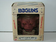 BOGLINS SMALL BOGLIN HAND PUPPET 'BLAP' MISB 80'S TOY ACTION GT EURO BOX SEALED