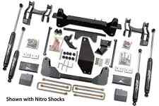 """Zone Offroad C14 Full 6"""" Suspension Lift Kit for 88-98 Chevy/GMC K1500/K2500 4WD"""