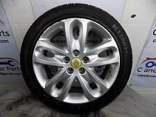 "GENUINE OEM JAGUAR X TYPE 17"" AGUILA SPARE ALLOY WHEEL 1X43-1007-CB  *2"