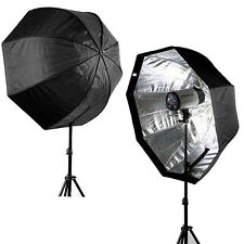 "Godox Professional 80cm / 31.5"" Octagon Umbrella Flash Softbox Brolly Reflector"