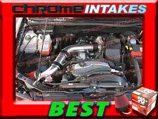 K&N+BLACK RED 07-12 CHEVY COLORADO/CANYON/HUMMER H3 H3T 3.7L COLD AIR INTAKE KIT