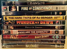 DVD BUNDLE 10 MOVIE TITLES