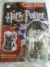 DEAGOSTINI HARRY POTTER CHESS PIECE PART # 15 EXPLODING BLACK PAWN