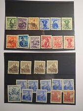 Konvolut Briefmarken Österreich - 37 Marken