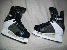 CCM INTRUDER 55 ICE HOCKEY SKATES GREAT SHAPE MEN'S SIZE 6 PRICED TO SELL NICE !