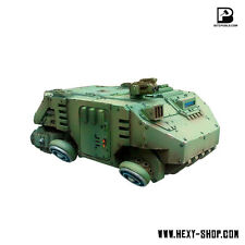 Alternative Skimmer Space Marine Rhino - Ikarus Armoured Hovercraft - Bitspudlo